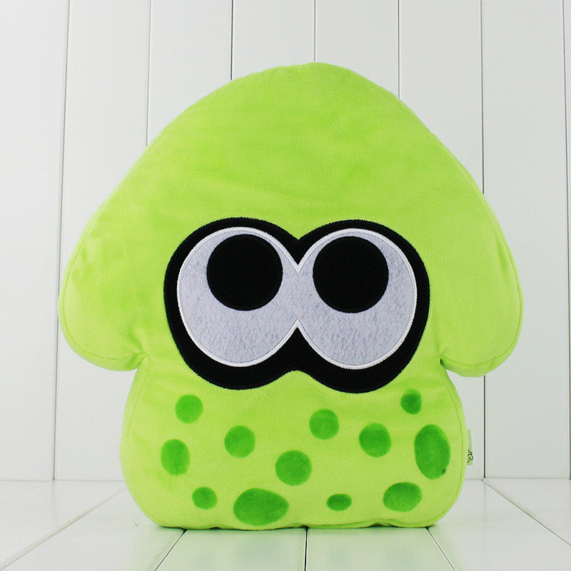 Splatoon Squid Cushion Plush Toys 32cm/12.5 inches - Gamer Treasures
