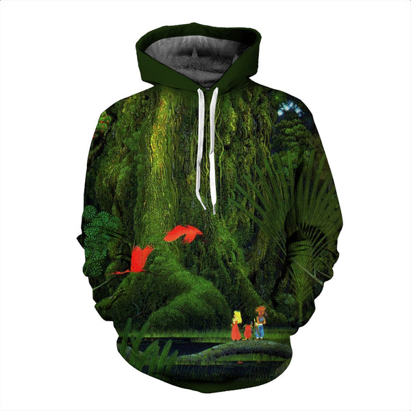 Secret Of Mana 3D Hoodie