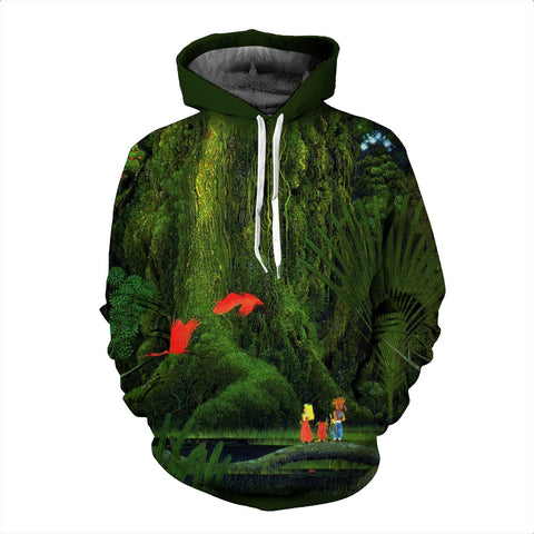 Secret Of Mana 3D Hoodie - Gamer Treasures