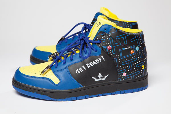 King of Soles Limited Edition Pac-Man shoes