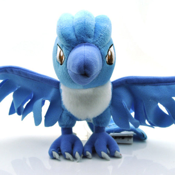 Articuno Plush Toy 18cm/7 inches - Gamer Treasures