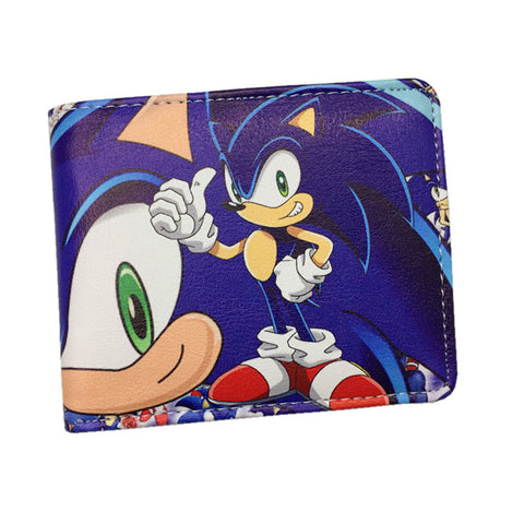 Sonic the Hedgehog Wallets (3 different variants)
