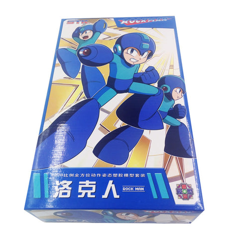 Mega Man (Japanese Rockman) Action Figure - Gamer Treasures