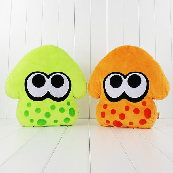 Splatoon Squid Cushion Plush Toys 32cm/12.5 inches