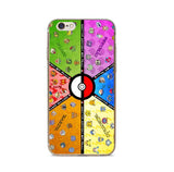 Pokemon Phone Cases for iPhone 5, 5s, 5c, 6, 6 Plus, 6S, 6S Plus, SE, 7, 7 Plus - Gamer Treasures