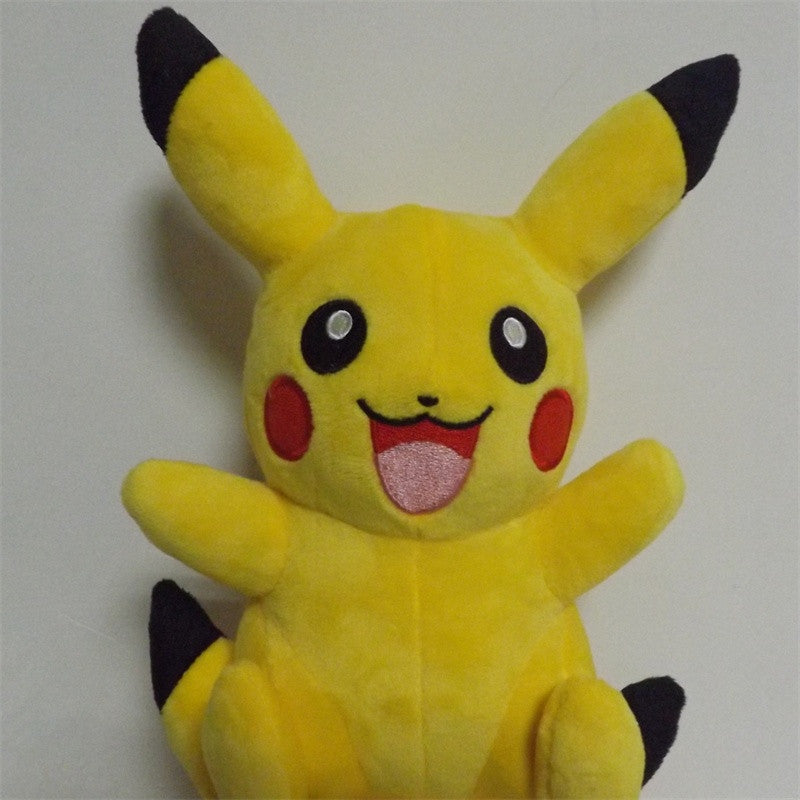 Pikachu Plush Toy 22cm/9 inches - Gamer Treasures