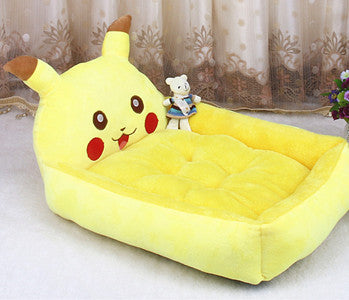 Pikachu Dog Bed - Gamer Treasures