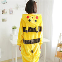 Pikachu Onesie Costume - Gamer Treasures