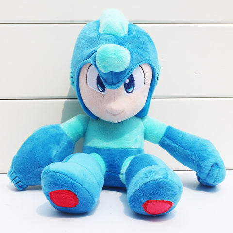 Mega Man Plush Toy 26cm/10 inches - Gamer Treasures
