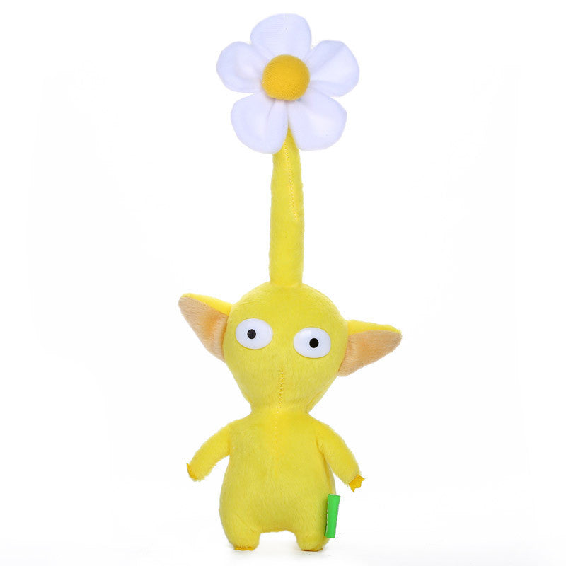 Yellow Pikmin Plush Toy 28cm/11 inches - Gamer Treasures