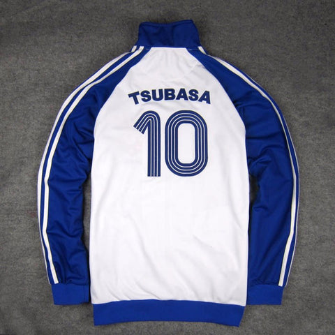 Captain Tsubasa Japan National Team Training Jacket - Gamer Treasures