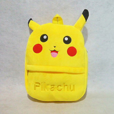 Pikachu Backpack - Gamer Treasures
