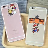 Super Mario Phone Cases for iPhone