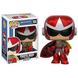 Funko Pop! Proto Man - Gamer Treasures