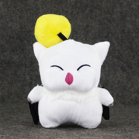 Final Fantasy Moogle Plush Toy 23cm - Gamer Treasures