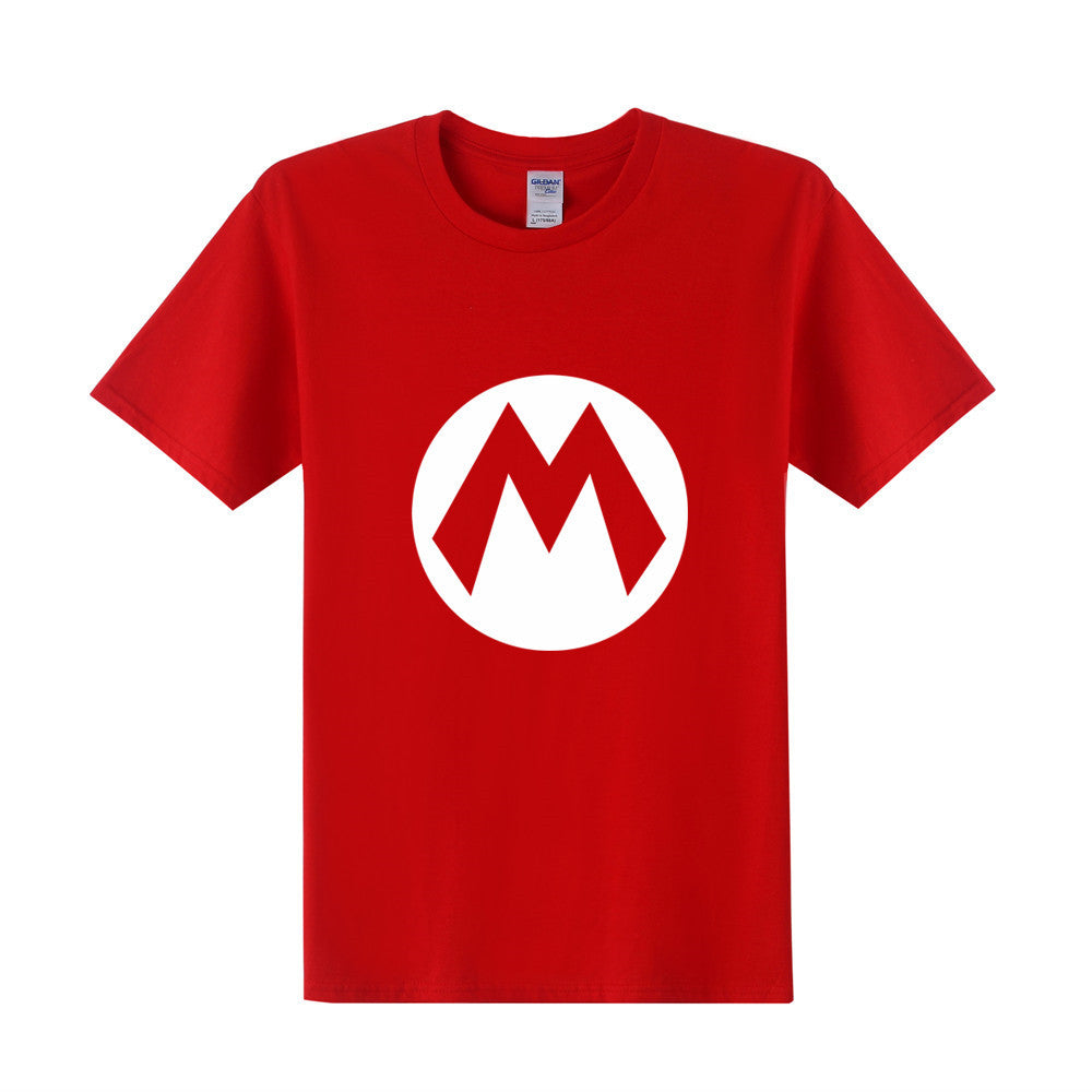 Super Mario Logo T-shirt