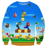 New Super Mario Bros Sweater - Gamer Treasures