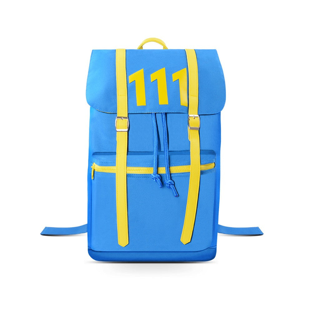 Vault 111 Backpack - Gamer Treasures