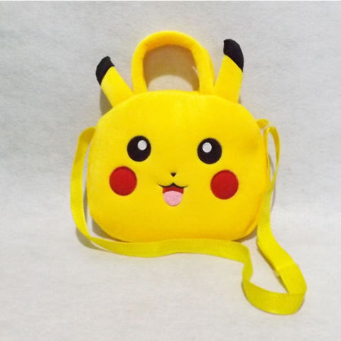 Pikachu Plush Handbag - Gamer Treasures