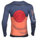 Naruto 3D Outfit Long Sleeve - Gamer Treasures