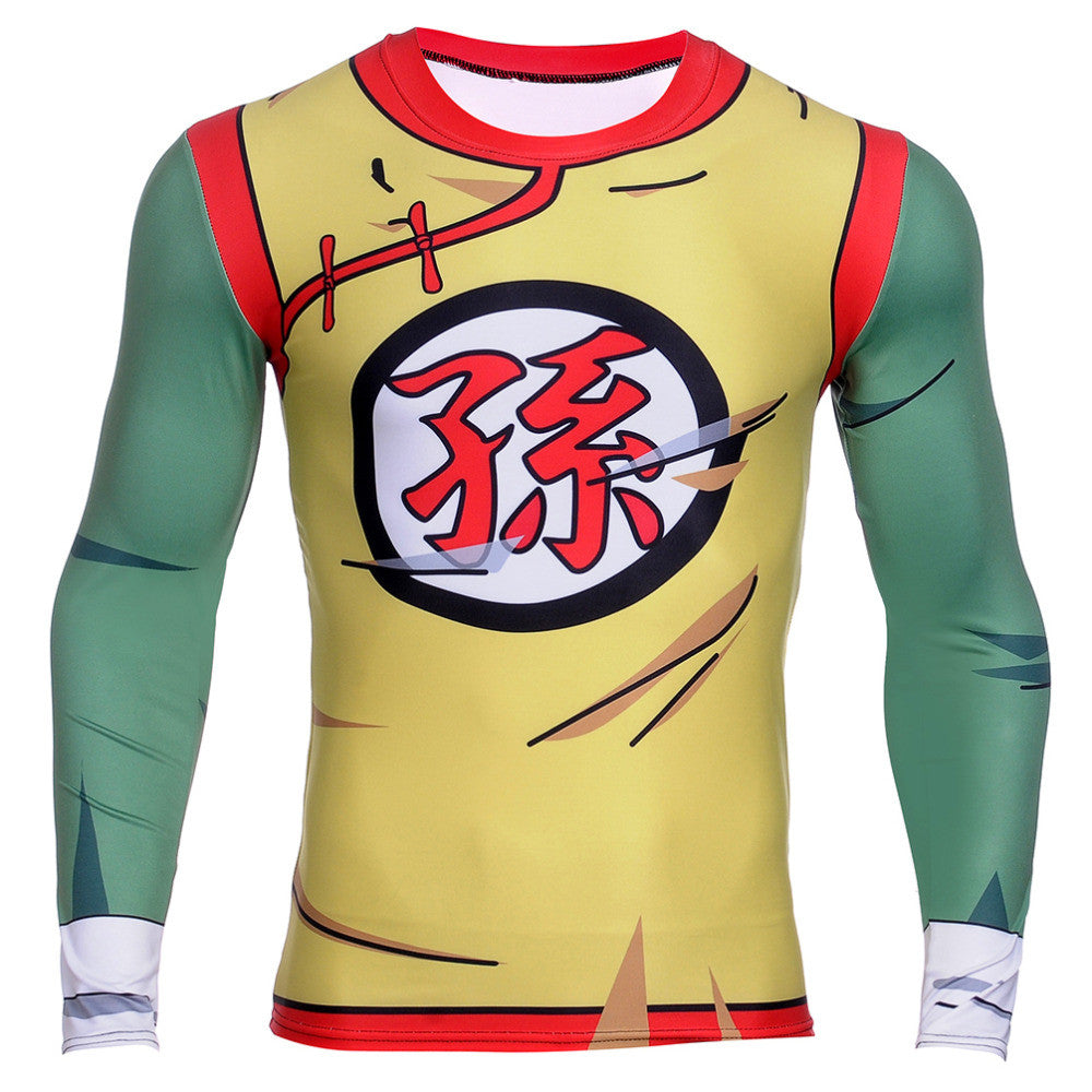 Dragon Ball Young Goten Outfit Long Sleeve - Gamer Treasures
