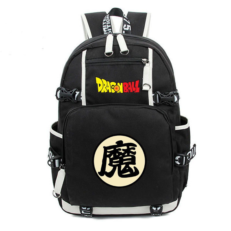 Dragon Ball Piccolo Kanji Backpack - Gamer Treasures