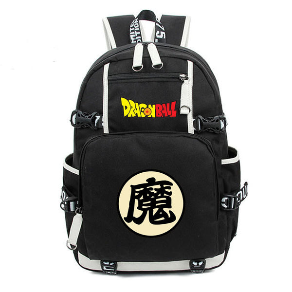 Dragon Ball Piccolo Kanji Backpack