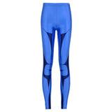 Dragon Ball Women's Saiyan Uniform 3D Fitness Leggings - Gamer Treasures