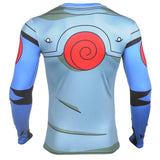 Naruto Hidden Leaf Shinobi Uniform Long Sleeve - Gamer Treasures