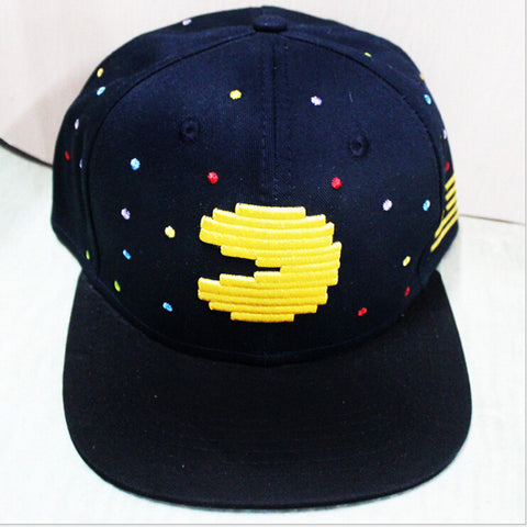 Pac-Man Baseball Cap - Gamer Treasures