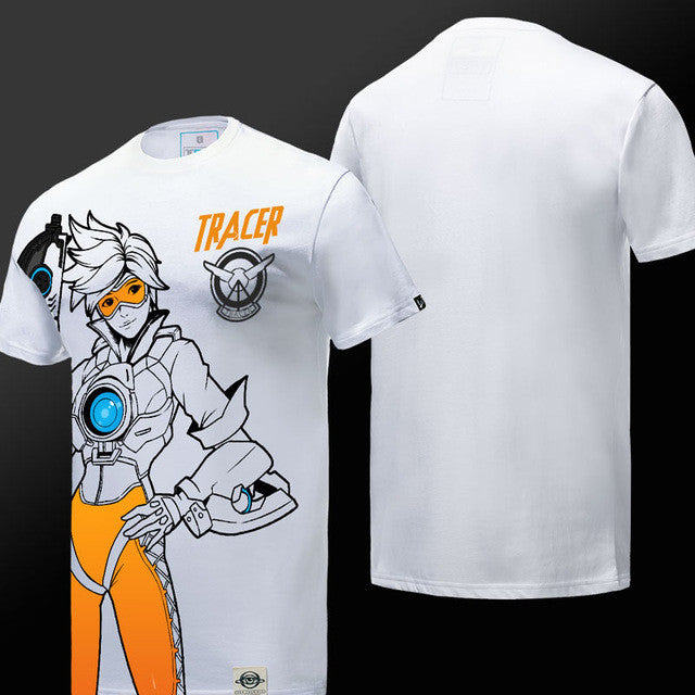 Tracer Overwatch T-shirt