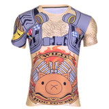 Roadhog Overwatch 3D Compression T-shirt - Gamer Treasures
