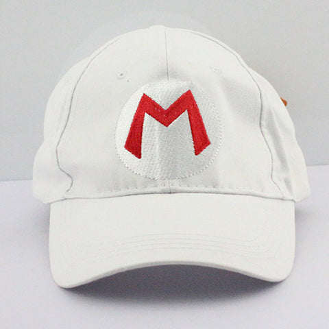 Fire Mario Cap - Gamer Treasures