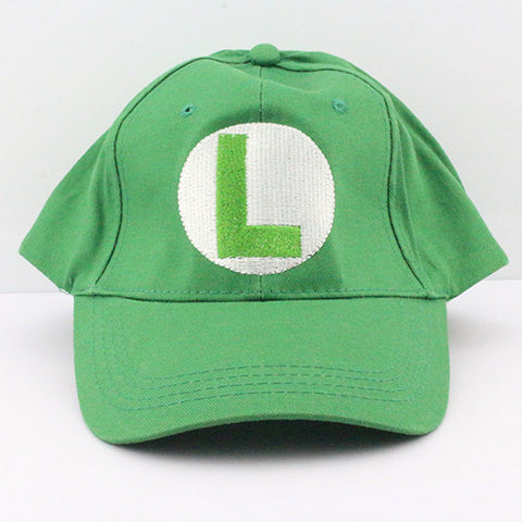 Luigi Cap - Gamer Treasures