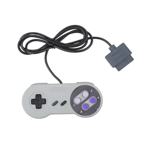 SNES Generic US Style Controller - Gamer Treasures