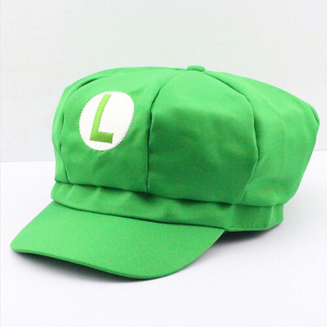 Luigi Hat - Gamer Treasures