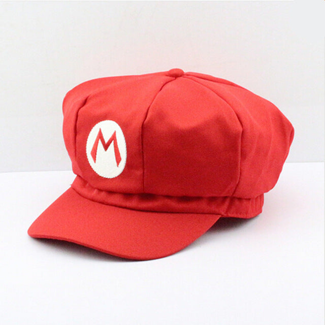 Super Mario Hat - Gamer Treasures
