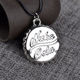 Nuka Cola Pendant Necklace - Gamer Treasures
