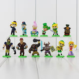 The Legend of Zelda Action Figures 3.5-5.6cm/1.37-2.2 inches 12pcs/set - Gamer Treasures