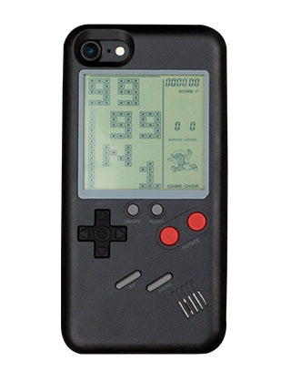 Game Boy iPhone 2-In-1 Case & Retro Game Console