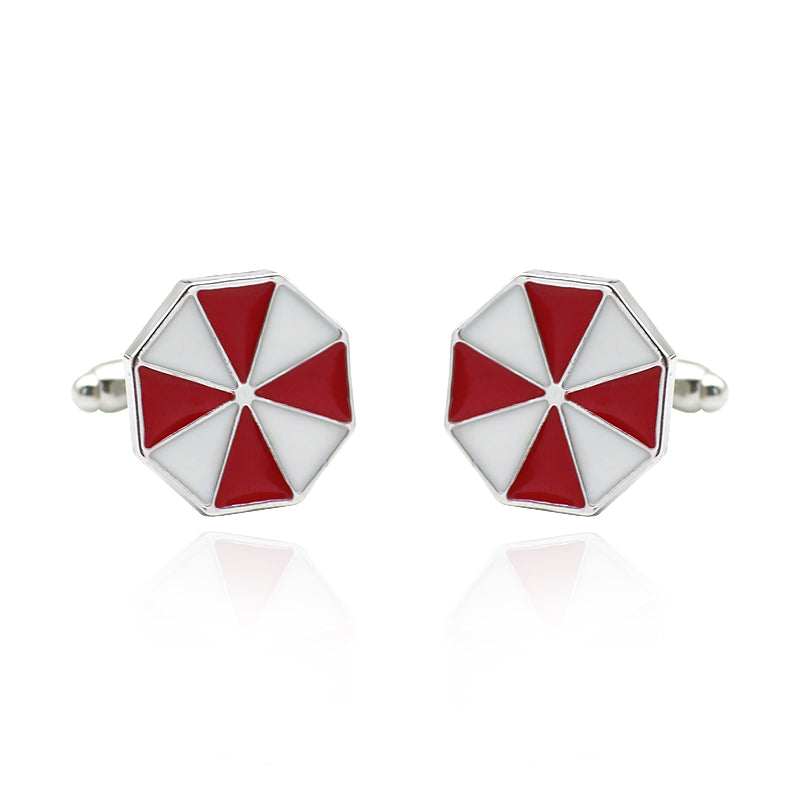 Umbrella Corporation Cufflinks - Gamer Treasures