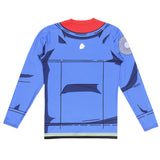 Dragon Ball Trunk's Outfit 3D Long Sleeve - Gamer Treasures
