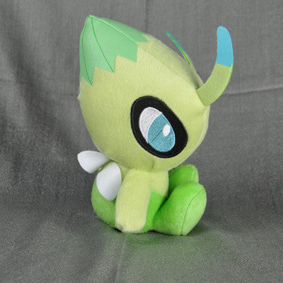 Celebi Pokemon Plush Toy 18cm/7 inches - Gamer Treasures