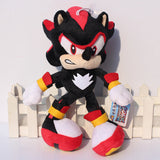 Shadow the Hedgehog Sonic Plush Toy 29cm/11.5 inches - Gamer Treasures