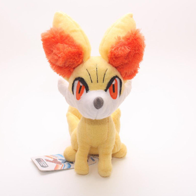 Fennekin Pokemon Plush Toy 20cm/8 inches - Gamer Treasures