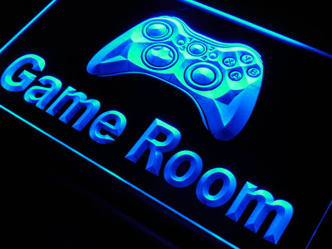 Game Room Neon-LED Sign - Gamer Treasures