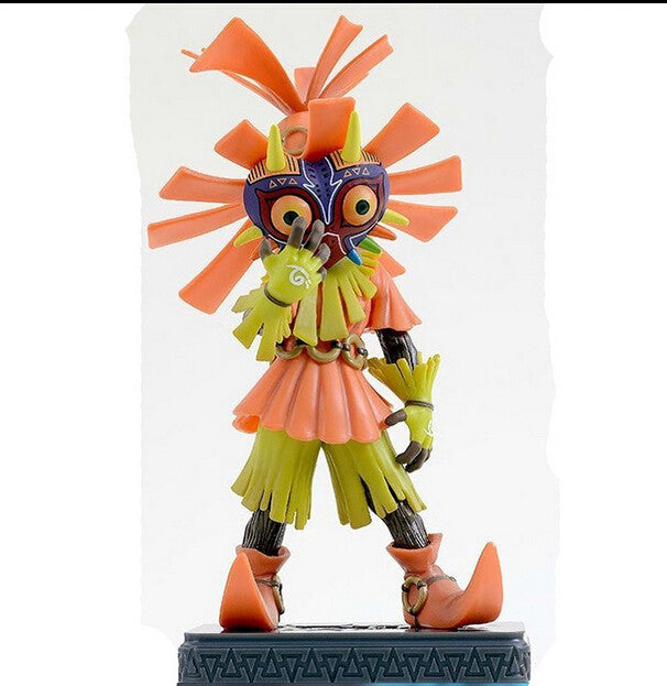 Skull Kid Majora's Mask Figure 14cm/5.5 inches - Gamer Treasures