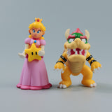 Super Mario Bros PVC Action Figures 12cm/ 5 inches