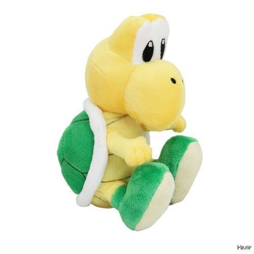 Koopa Troopa Plush Toy 15cm/6 inches - Gamer Treasures