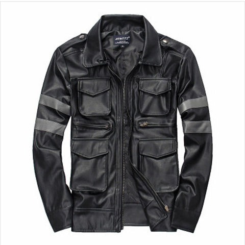 Resident Evil 6 Leon's Jacket - Gamer Treasures